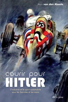 Cover 2d courir pour Hitler